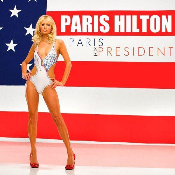 Paris Hilton Celebrity Albums