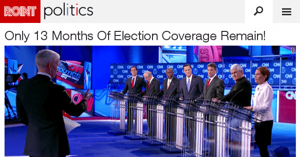 Roint Election Coverage Featured