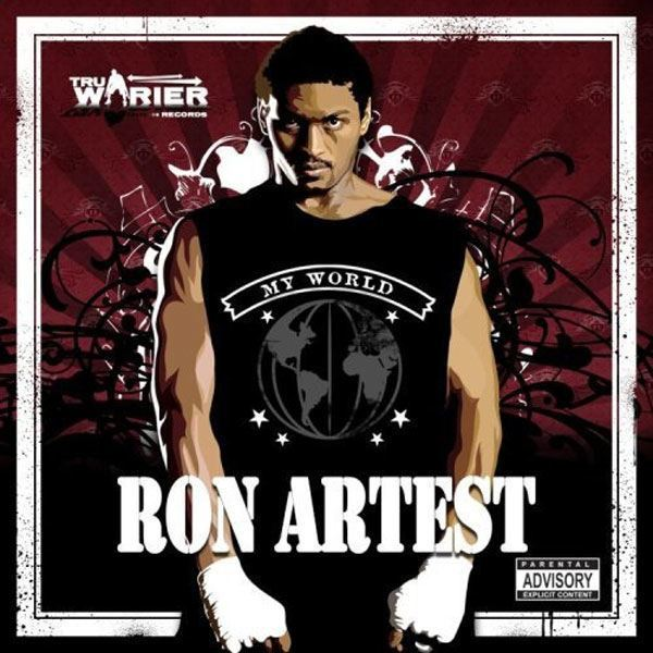 Ron Artest Celebrity Albums
