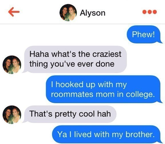 Roommate Hookup