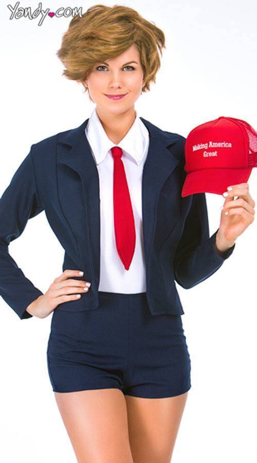 Sexy Donald Trump