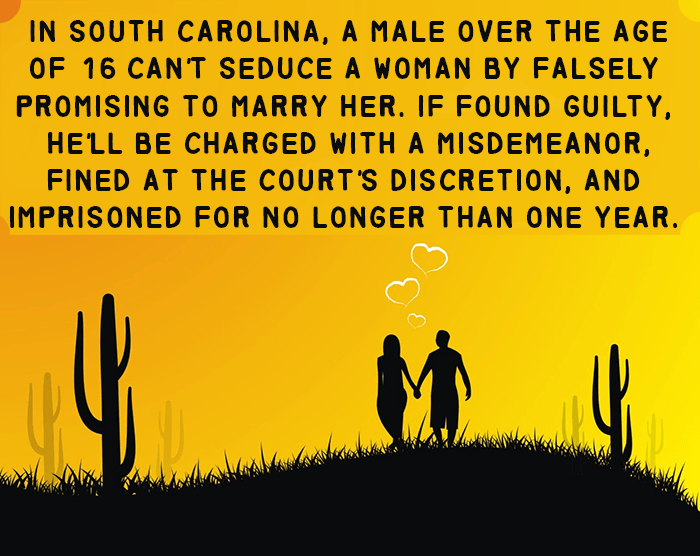 South Carolina Marriage