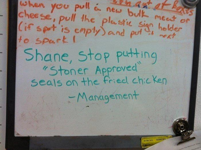 Stoner Approved