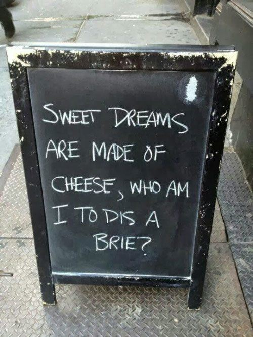 Sweet Dreams Cheese