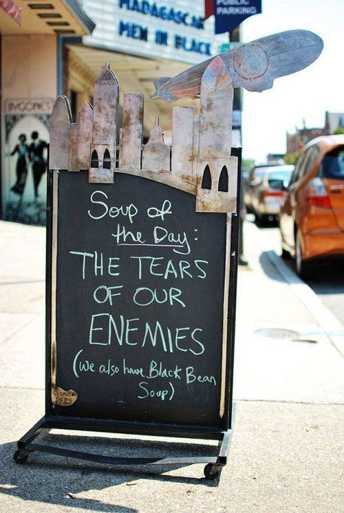 Tears Of Our Enemies