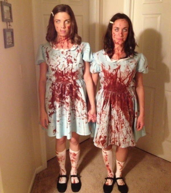 The Shining Couples Halloween Costume