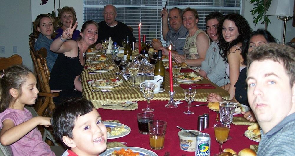 Awkward Thanksgiving 2
