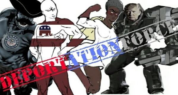 Deportation Force