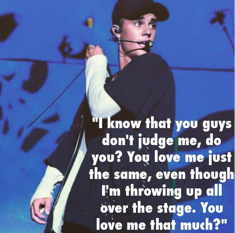 Justin Bieber Dumb