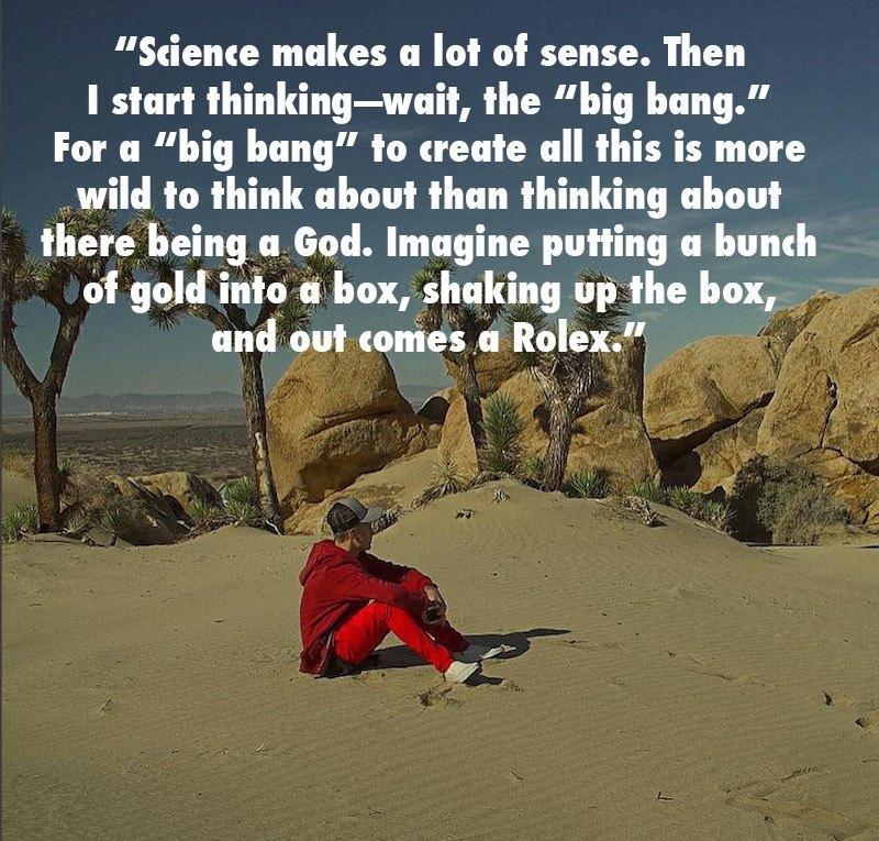 Justin Bieber Dumb Science