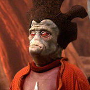 You Are: Nute Gunray