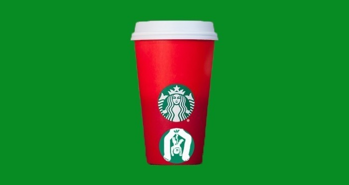 Starbucks Cup Virgin Birth
