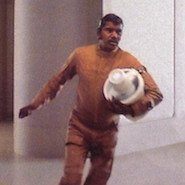 You Are: That Dude That Ran Past The Camera With The Ice Cream Maker In Empire Strikes Back