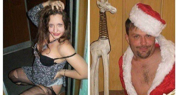 Absurd Russian Dating Profile Pictures