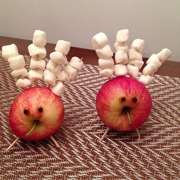 Apple Turkeys