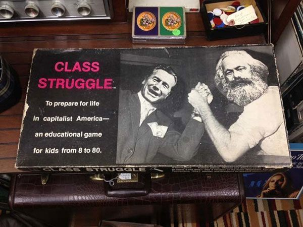 Class Struggle Game