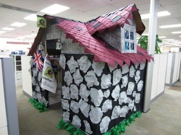 Cubicle Home