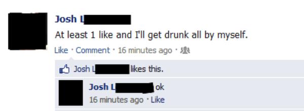 Drunk By Myself