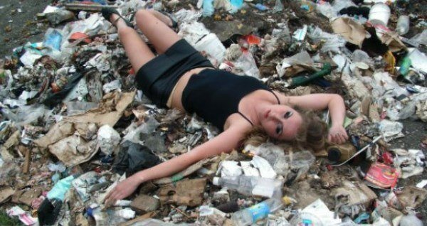 Garbage Dump Super Model
