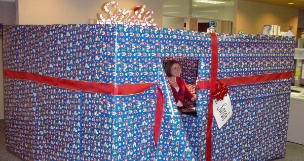Gift Wrap Desk