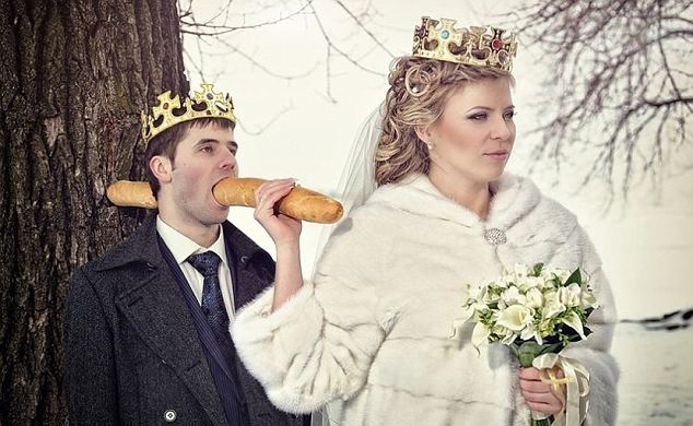 Groom And Baguette