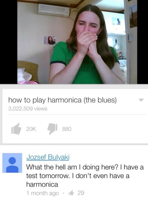 Harmonica Me IRL
