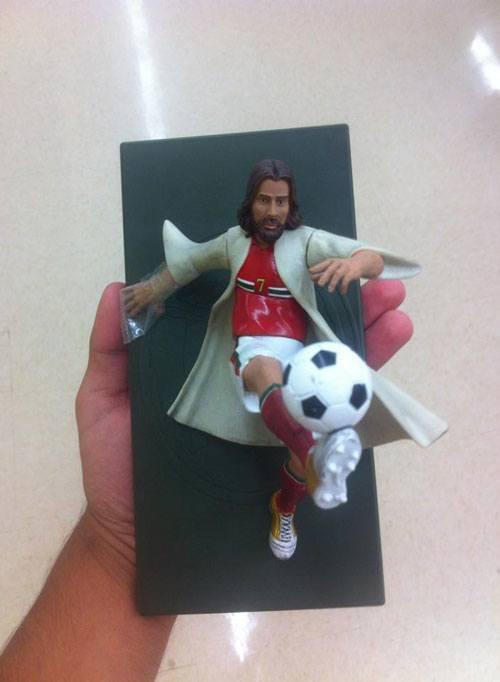 Jesus Soccer