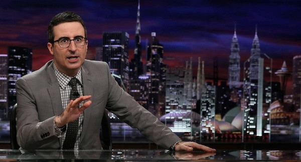 John Oliver Feature