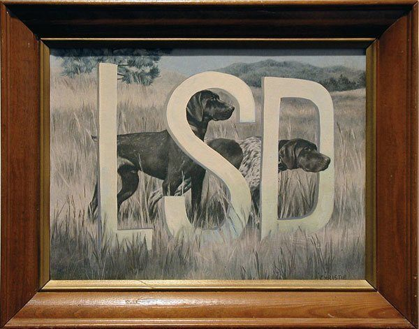 Lsd Dogs Thrift Shop