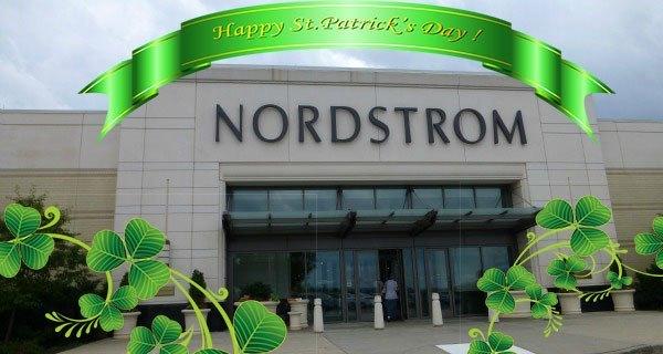 Nordstrom St Patrick's Day