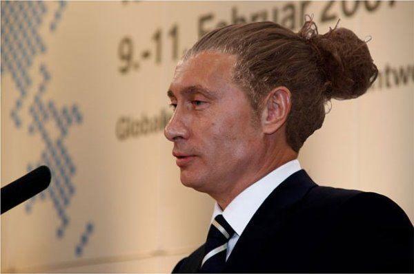 Rasta Vlad Putin