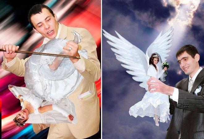 Russian Wedding Violin Bride