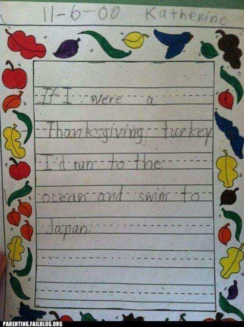 Thanksgiving Japan