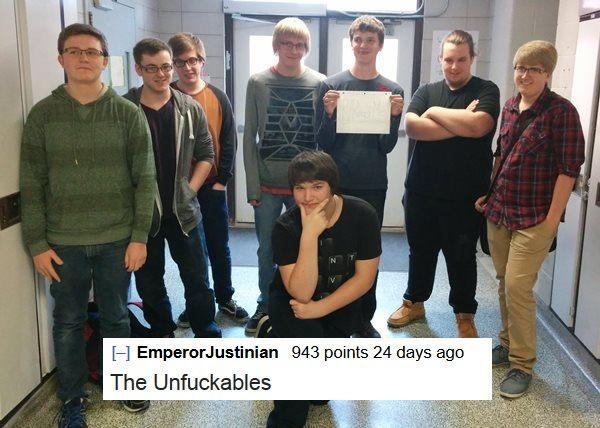 Unfuckables