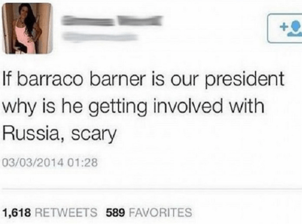 Barraco Barner Dumb Quotes