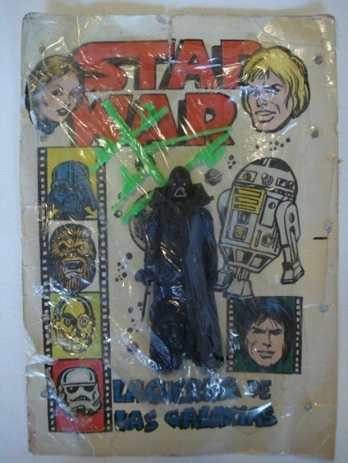 Worst Star Wars Bootleg Toys Vader