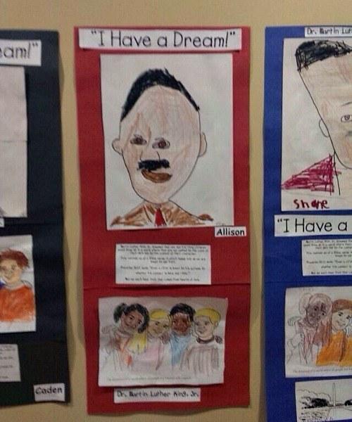 Hitler MLK