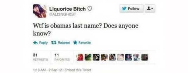 Obama Surname