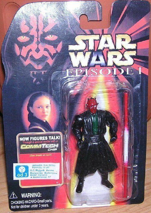 Star Wars Darth Maul Bootleg