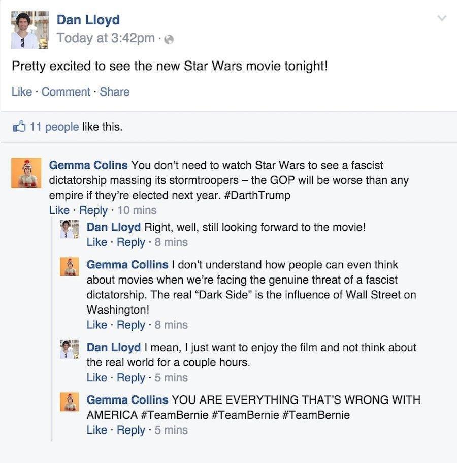 Star Wars SJW