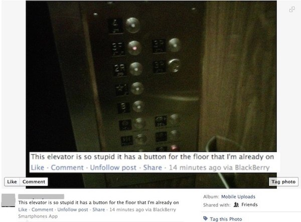 Stupid Elevator Dumb Quotes