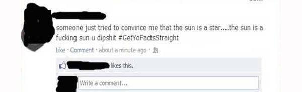 Sun Or Star