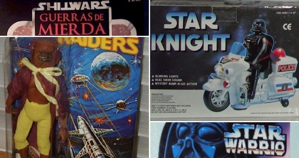 Worst Bootleg Star Wars Toys OG