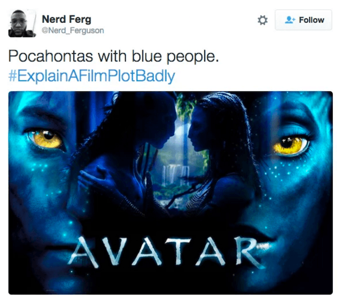 #ExplainAFilmPlotBadly: 51 Movies Twitter Saved You 2