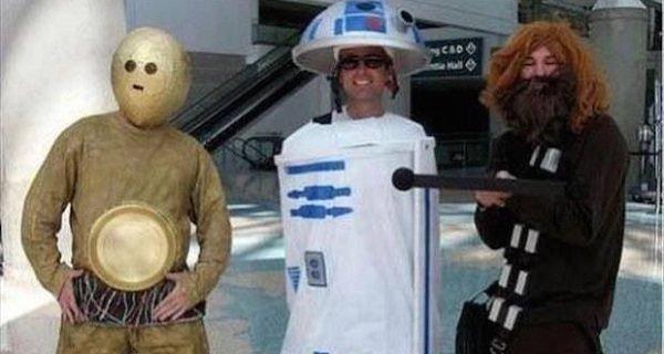 Bad Star Wars Cosplay Og