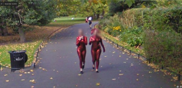 Body Suit Twins