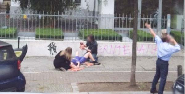 Child Birth Google Street View