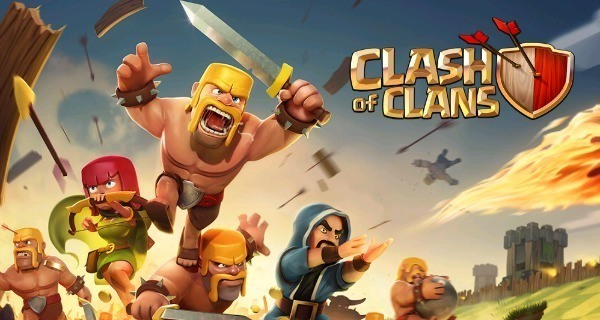 Clash Of Clans Header