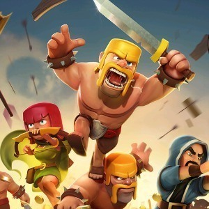 You got Clash of Clans!