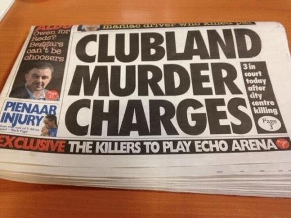 Clubland Murder